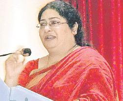 Smt. Shailaja Ramaiyer, IAS